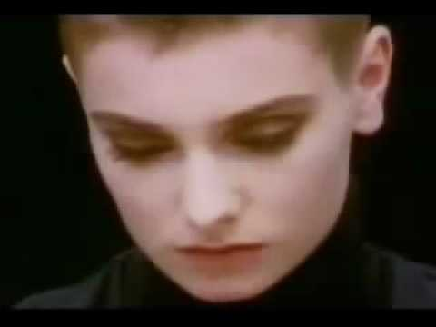 Sinead O'connor   Nothing compares to you (sub/ing esp)