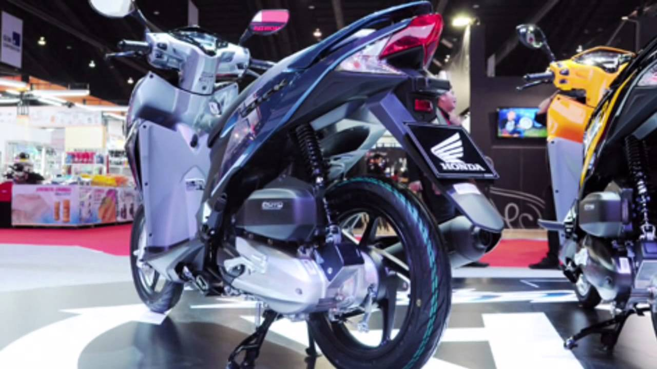 honda click 2015 youtube