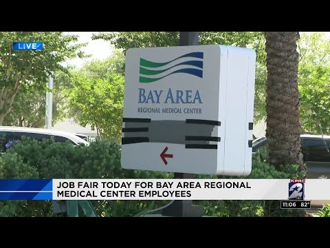 Job Fair Monday For Bay Area Regional Medical Center Employees