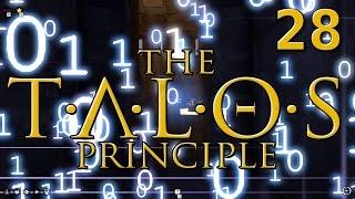 The Talos Principle #28 Um die Ecke gedacht Das geniale Rätsel Adventure deutsch german HD