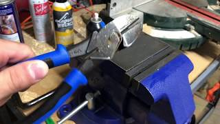 How to Loosen Stiff Pliers, Rusty or Not