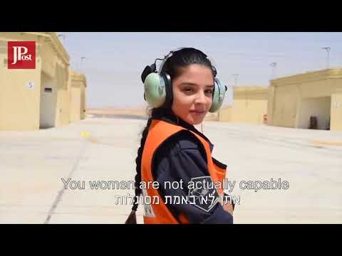 IDF video for International Women's Day (IDF Spokesperson's Unit)