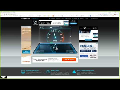 Facebook Live Demo: iPerf vs Speedtest