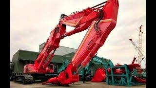 Most Incredible Mega Machines