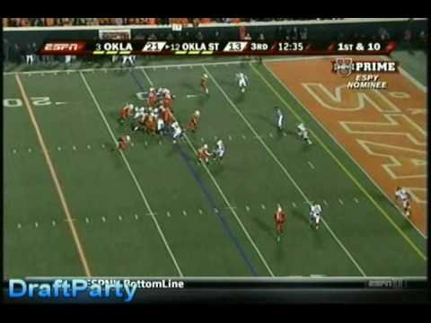 DT Gerald McCoy Highlights 2008 Oklahoma