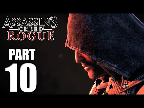 Assassin's Creed Rogue Walkthrough Gameplay Part 10: The Color Of Right