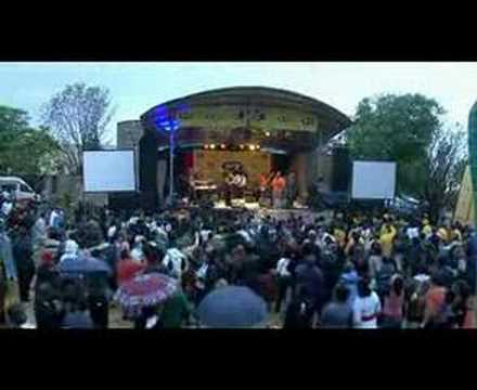 Rootsriders - Is This Love (Live in Swaziland)