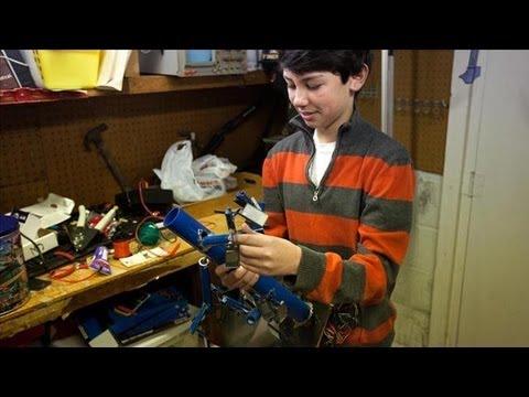 Kid Genius Sparks Worldwide Solar Energy Debate