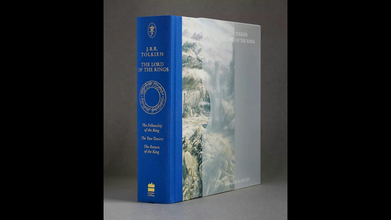 Lord Of The Rings Special Edition Book