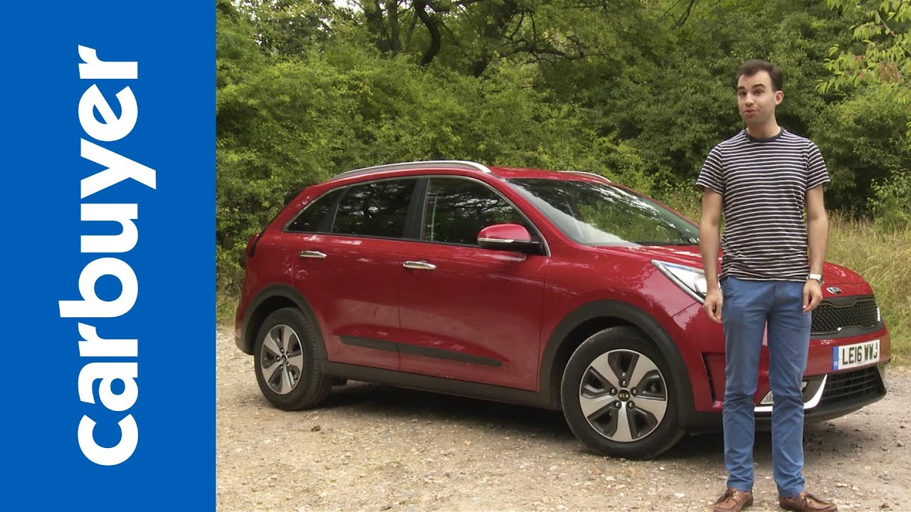 New 2016 Kia Niro Hybrid Suv In Depth Review Carer James Batchelor