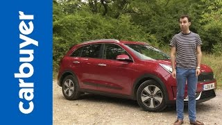 Kia Niro hybrid SUV in-depth review - Carbuyer