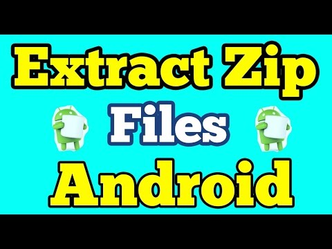 5 Best Zip,rar And Unzip Apps For Android