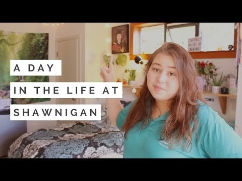 A DAY IN THE LIFE AT SHAWNIGAN LAKE SCHOOL