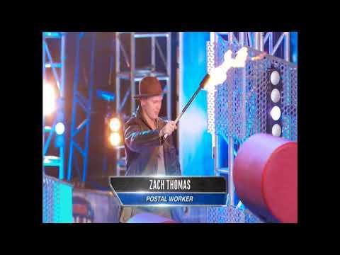 American Ninja Warrior Zach Thomas