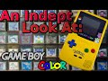 An in-depth look at: The GameBoy Color!