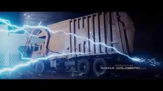Terminator Genisys - Terminator vs Terminator - Arnold Schwarzenegger - HD 1080p - Español Latino