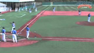 Game-Like Drills for Efficient Baseball Practice