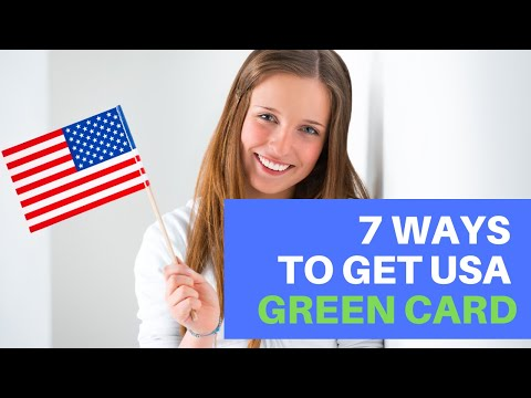 8 Rights You Will Have As A Green Card Holder | 7 Ways F1 Students Can Get A US Green Card