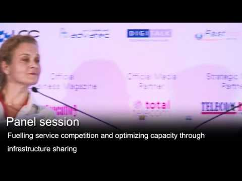 Telecoms - How to Fuel service competition and optimize capacity through infrastructure sharing
