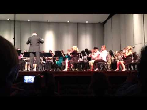Gravitas - Moore County All County Band 2012