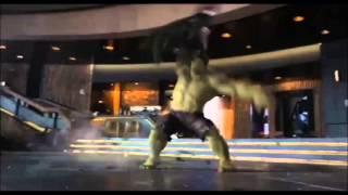 Hulk Loki Puny God Epic Beatdown