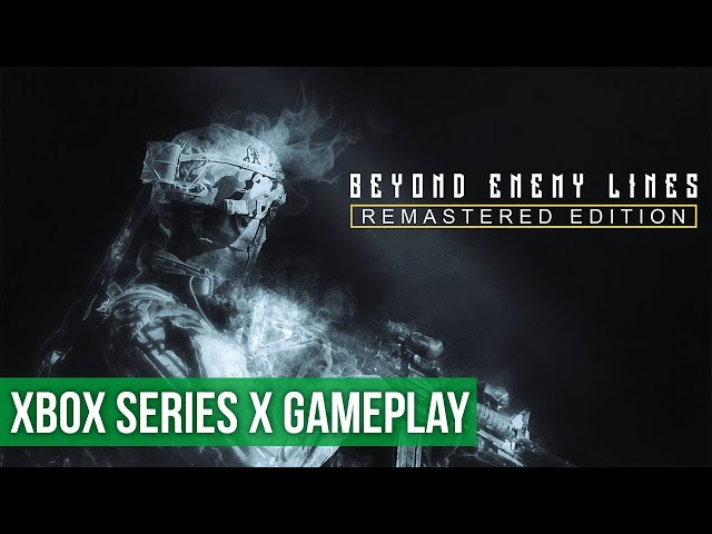 Beyond Enemy Lines Remastered Edition - Gameplay (Xbox Series X) HD 60FPS