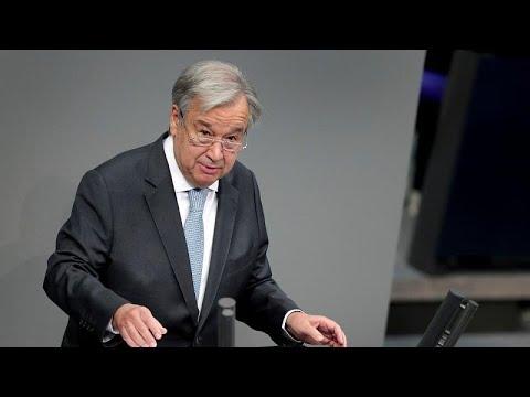 غوتيريش يحذر من -وباء انتهاك حقوق الإنسان- بذريعة كوفيد-19…  - 14:58-2021 / 2 / 22