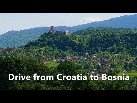 Drive Croatia to Bosnia Pyramids, Visit Bosnia 2