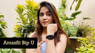 Amazfit Bip U: Unboxing | First impressions | better display with lower battery life up to 9 days