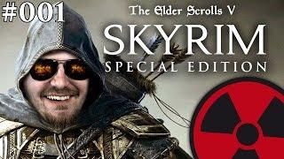 SKYRIM: SPECIAL EDITION - #001: Alḋil der Schöne! ☢ [DEUTSCH] - Lets Play Skyrim