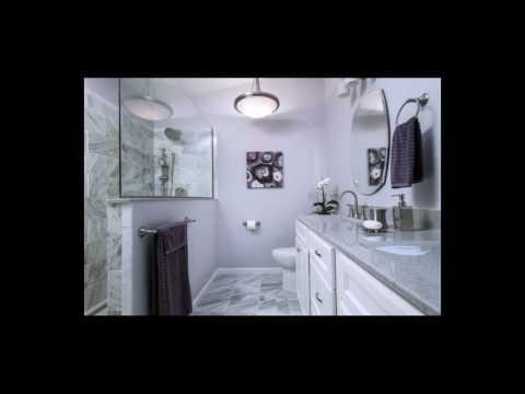 20 Purple and Lavender Bathrooms That Pop