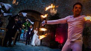 Vaea & Fred   Castell Son Claret   Mallorca Wedding