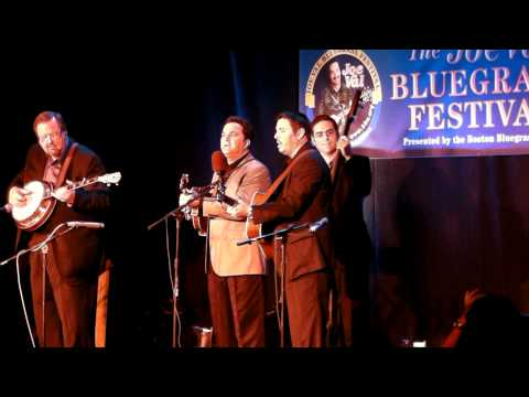 Larry Stephenson - The Bluebirds Singing to Me