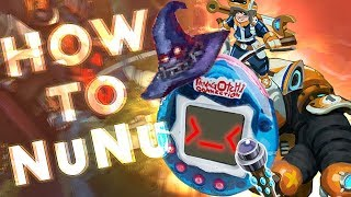How to NuNu ( ͡° ͜ʖ ͡°) | Nunu Troll Montage (League of Legends)