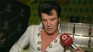 El mejor imitador de Elvis Presley del mundo, en Madrid