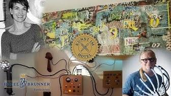 """recombination & new arrangements"" im Hotel Brunner Amberg"