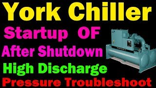 York Chillar Shutdowns How restart troubleshoot faults finding charts open this video watch now