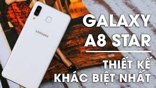 Trên tay Samsung Galaxy A8 Star : Thiết kế khác biệt nhất trong tất cả dòng Galaxy !