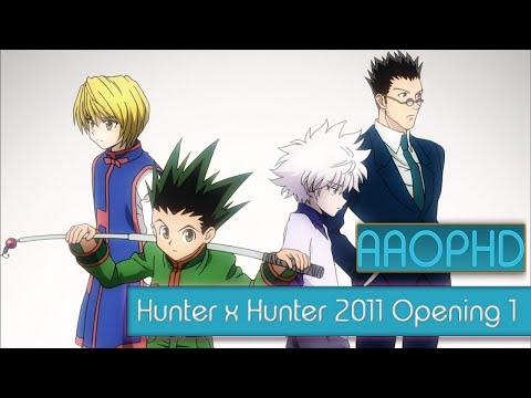 Hunter x Hunter (2011) Op 1 (Lyrics)