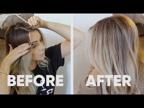 Easy To Follow Babylights Hair Tutorial