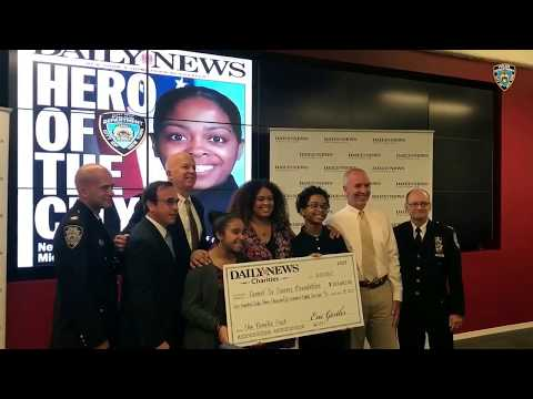 Daily News Honors Detective Miosotis Familia