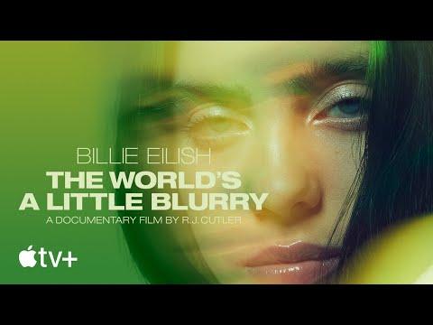 """""""Billie Eilish: Świat lekko zamglony"""" [trailer oryginalny]"""
