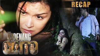 Romina tries to escape | Kadenang Ginto Recap (With Eng Subs)