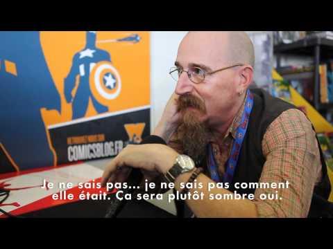 Interview de Brian Azzarello