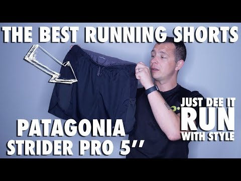 Patagonia Running Shorts Review