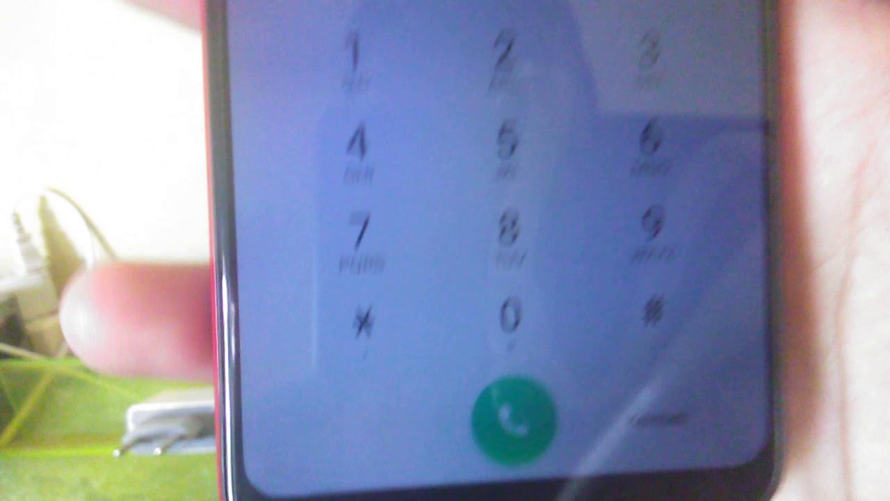 Cara Cek Version Firmware Oppo A3S Saat Terkunci