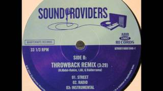 Sound Providers - The Throwback (Remix) Ft. Maspyke