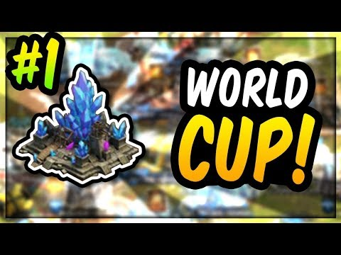 DRAGON CAMPAIGN WORLD CUP LIVE - PERFECTING OUR STRATEGY - Clash Of Kings