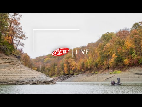 FLW Live Coverage | Lake Cumberland | Day 2