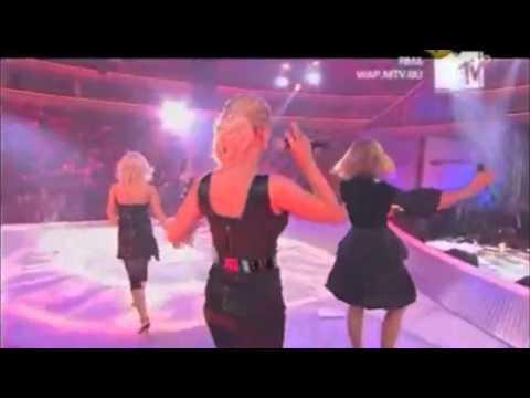 Группа Блестящие - MTV Russia Music Awards